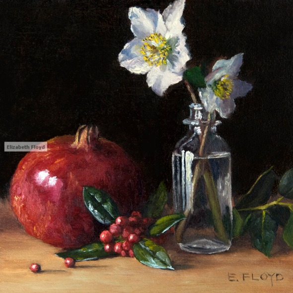 "Elizabeth Floyd- ""December's Bounty"""